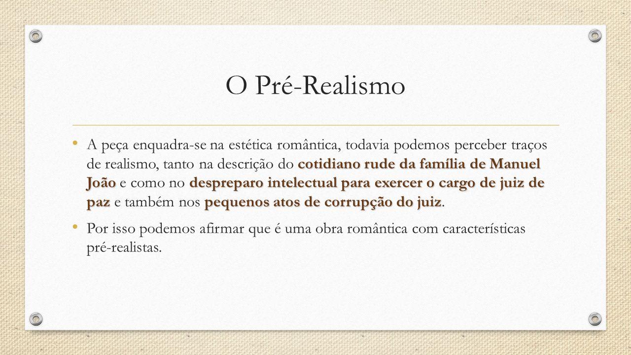 O Pré-Realismo