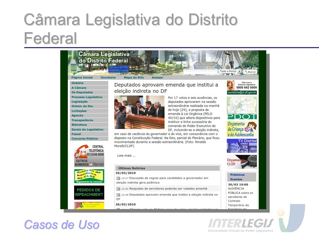 Câmara Legislativa do Distrito Federal