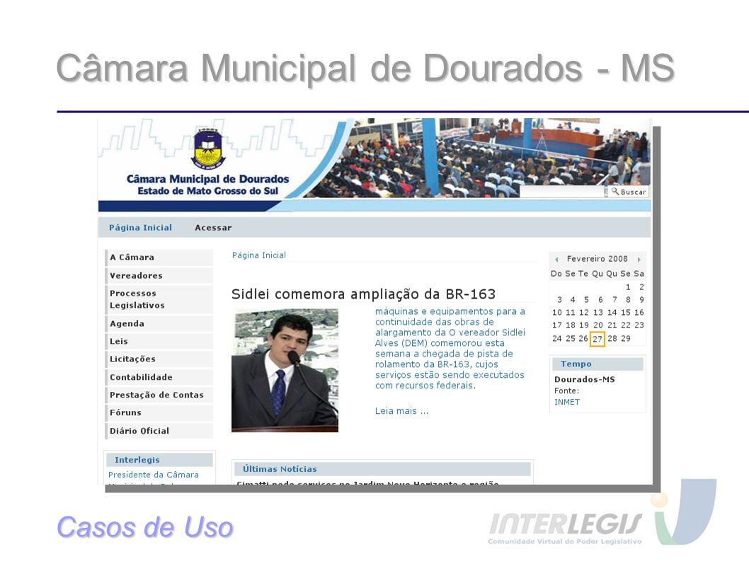 Câmara Municipal de Dourados - MS