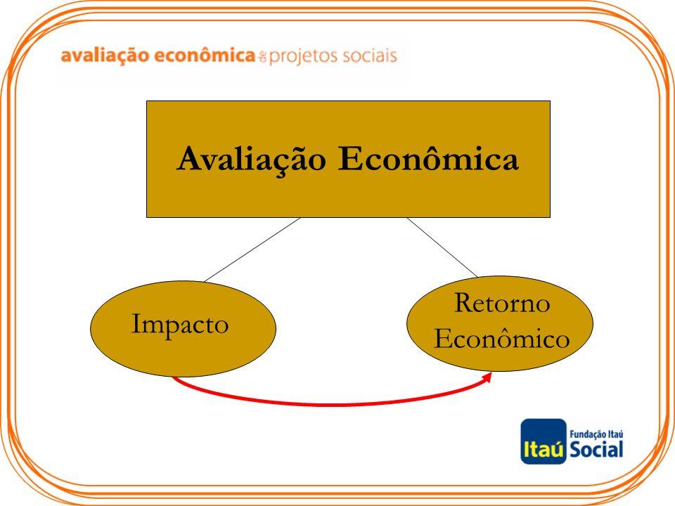 Avaliação Econômica Impacto Retorno Econômico