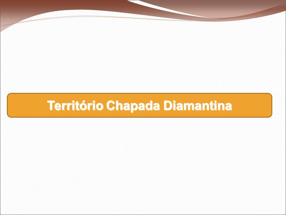 Território Chapada Diamantina