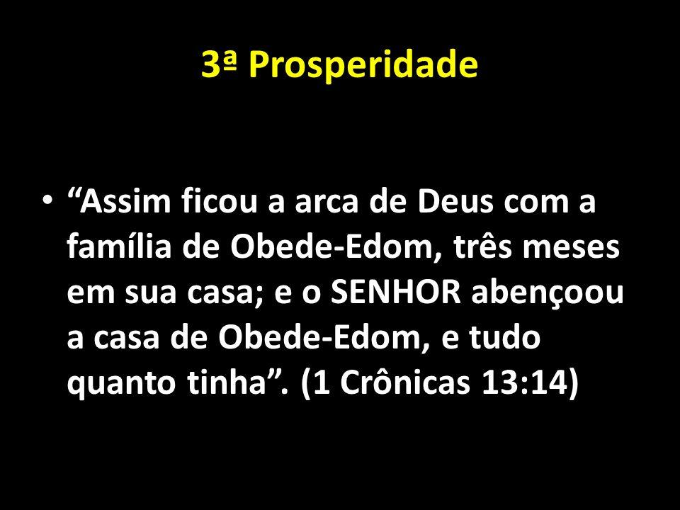 3ª Prosperidade