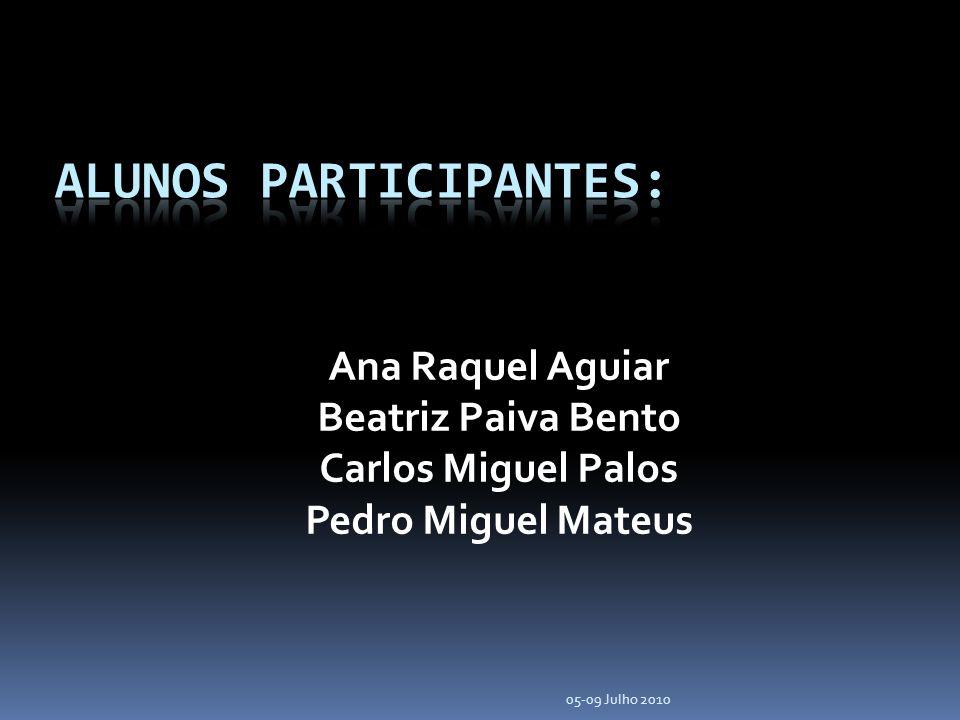 Alunos Participantes: