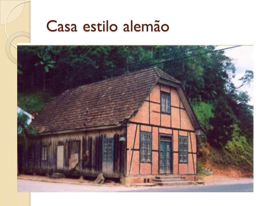Casa estilo alemão