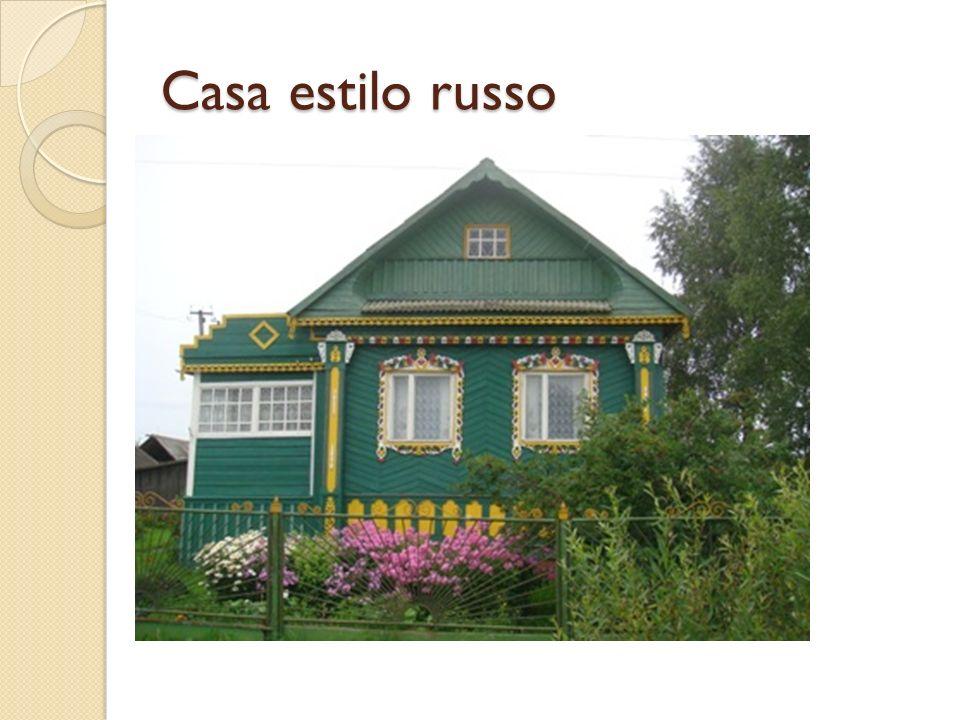 Casa estilo russo
