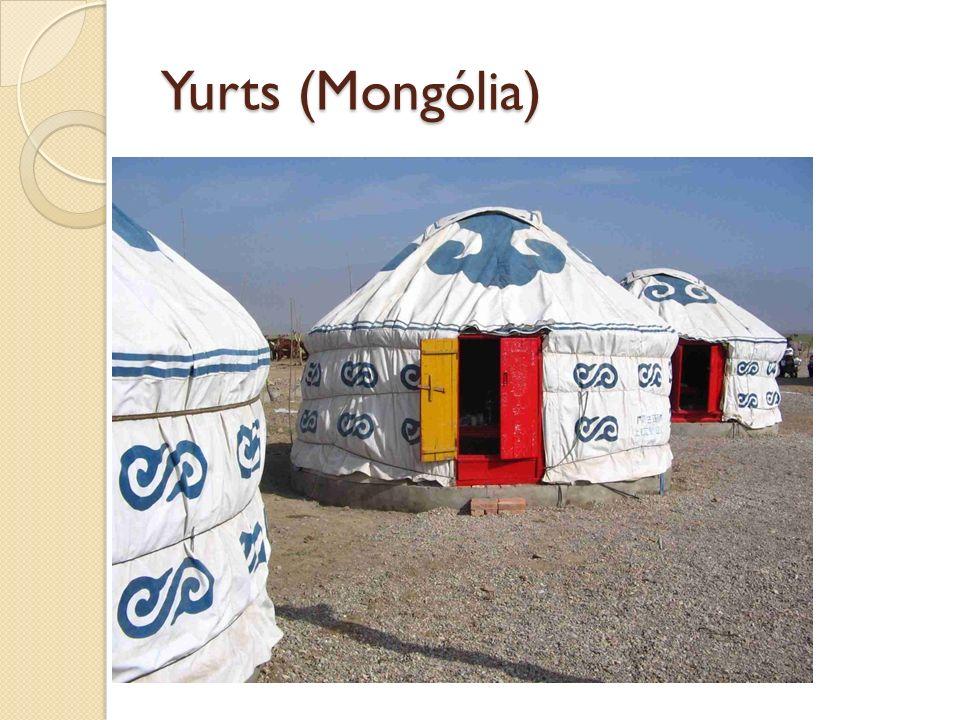 Yurts (Mongólia)