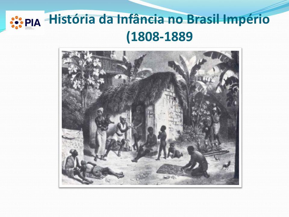 História da Infância no Brasil Império (1808-1889