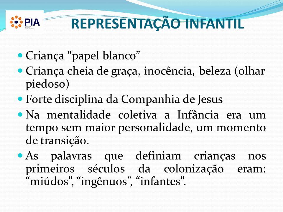 REPRESENTAÇÃO INFANTIL