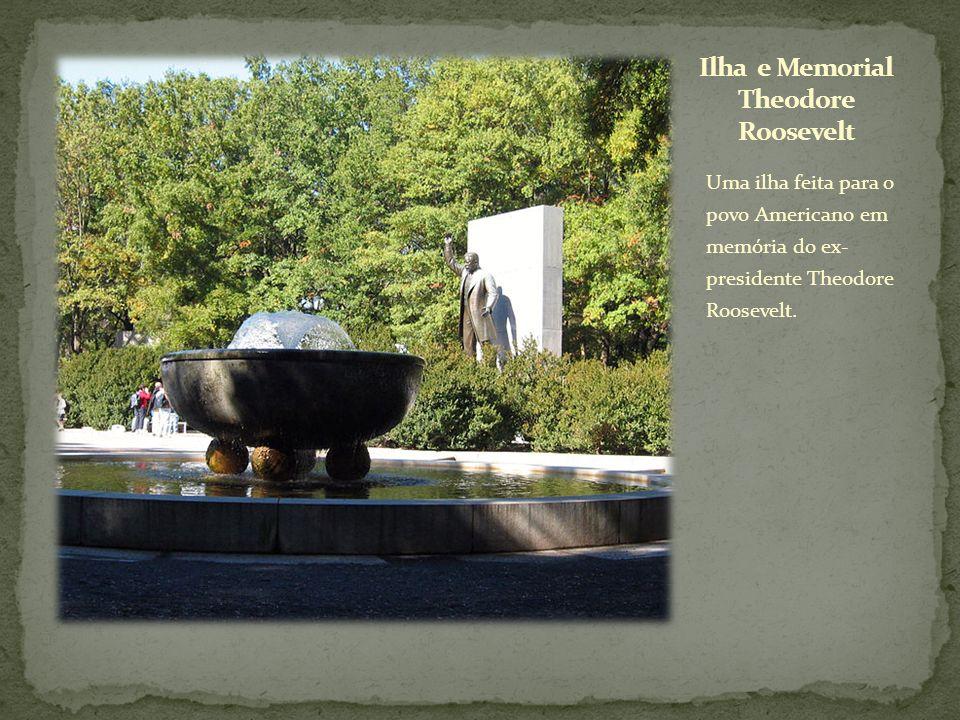 Ilha e Memorial Theodore Roosevelt