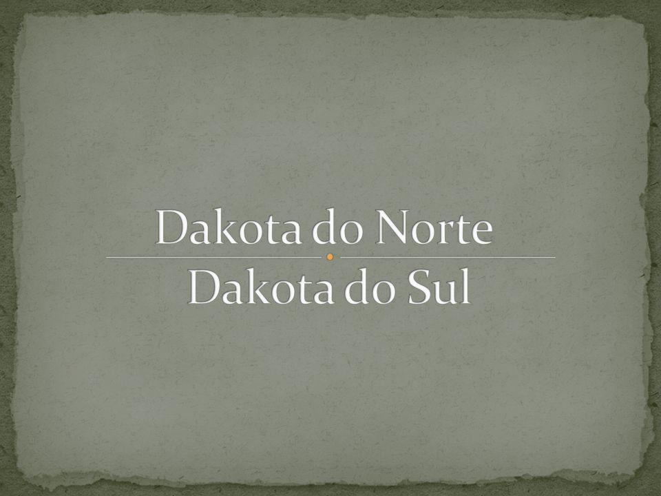 Dakota do Norte Dakota do Sul