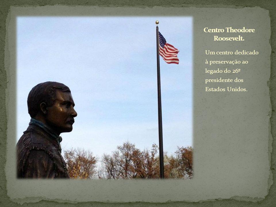 Centro Theodore Roosevelt.