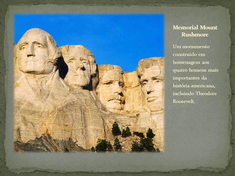 Memorial Mount Rushmore