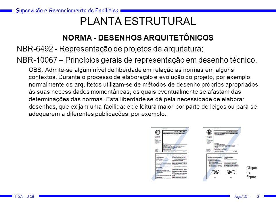 NORMA - DESENHOS ARQUITETÔNICOS