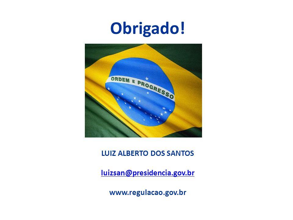 LUIZ ALBERTO DOS SANTOS luizsan@presidencia.gov.br
