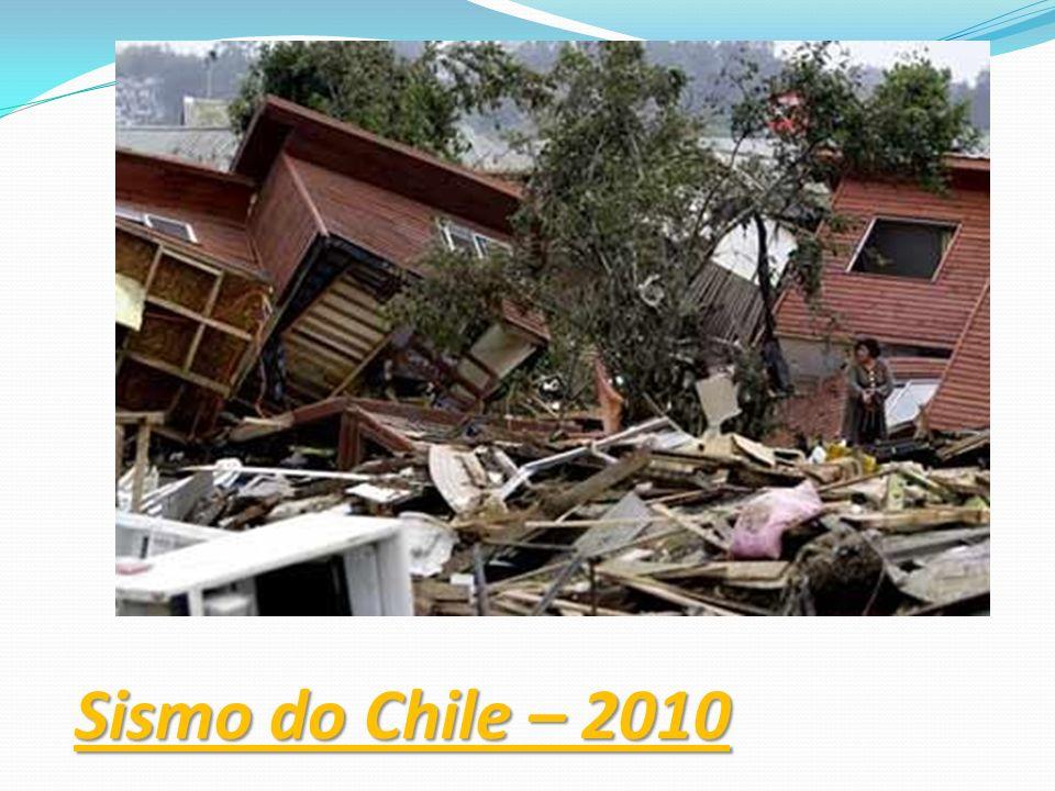 Sismo do Chile – 2010