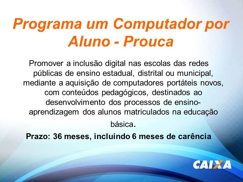 Programa um Computador por Aluno - Prouca