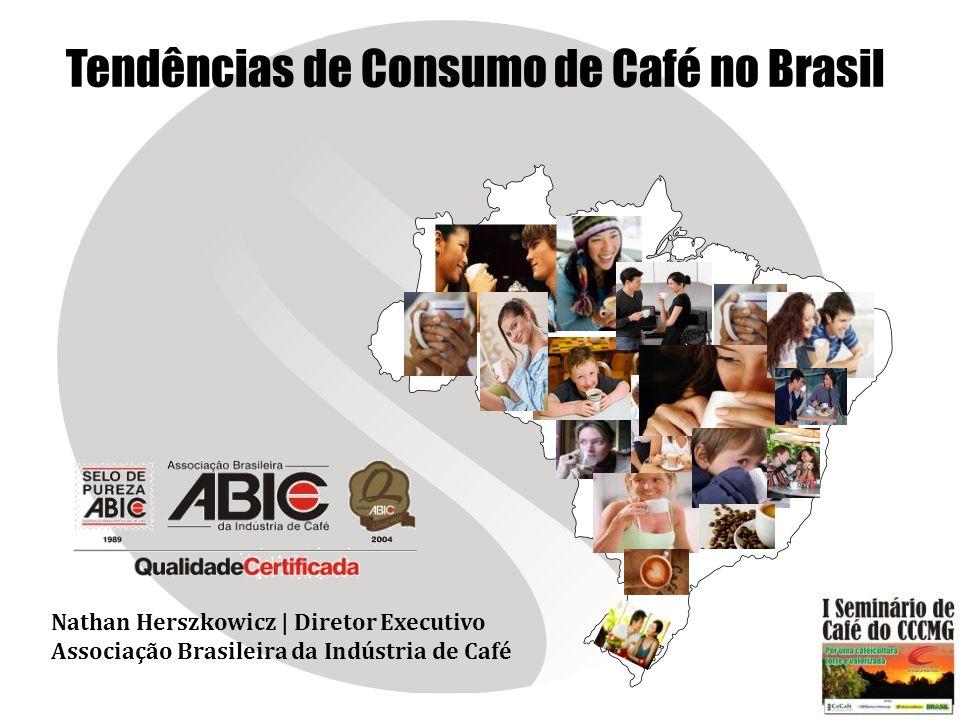 Tendências de Consumo de Café no Brasil