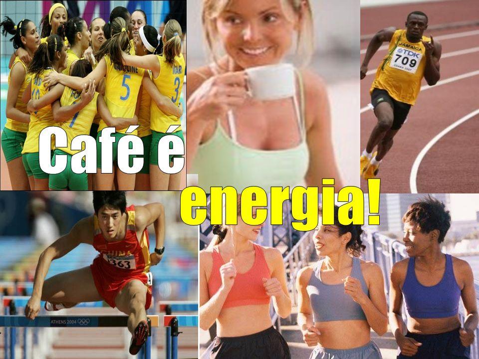 Café é energia!