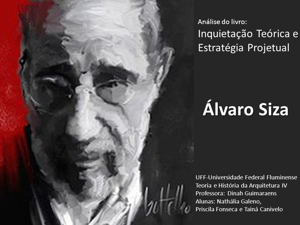 Álvaro Siza Inquietação Teórica e Estratégia Projetual