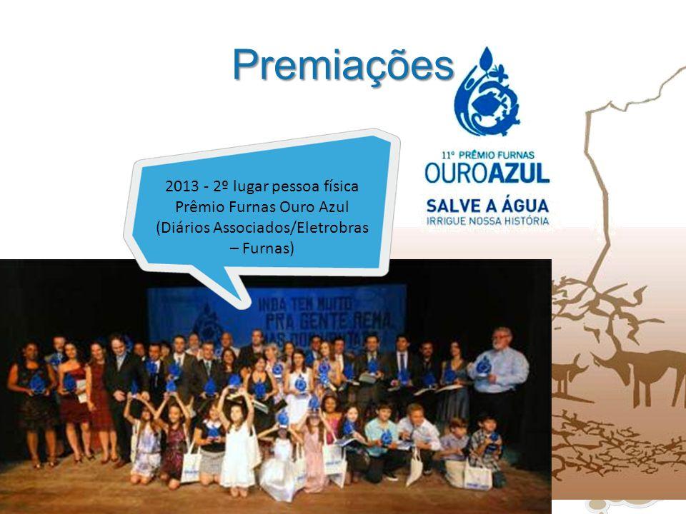 Prêmio Furnas Ouro Azul (Diários Associados/Eletrobras – Furnas)