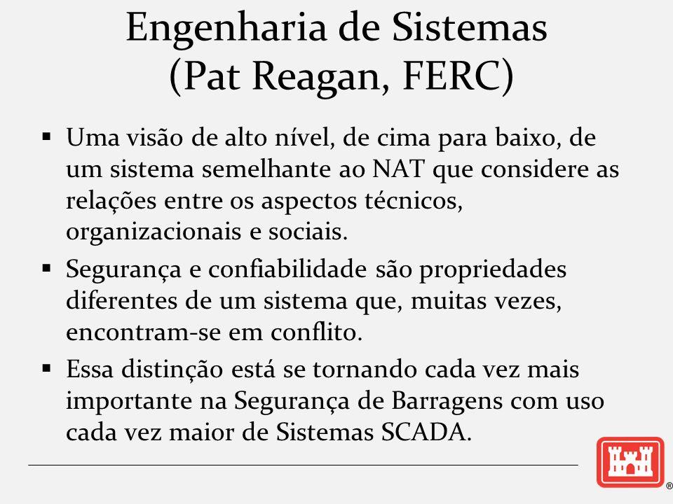 Engenharia de Sistemas (Pat Reagan, FERC)