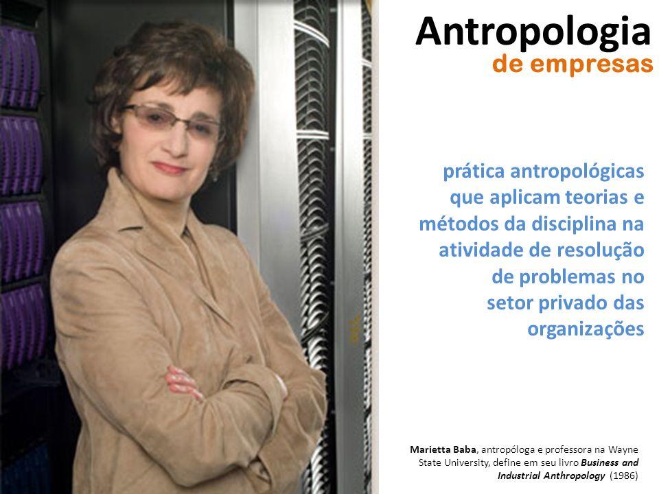 Antropologia de empresas