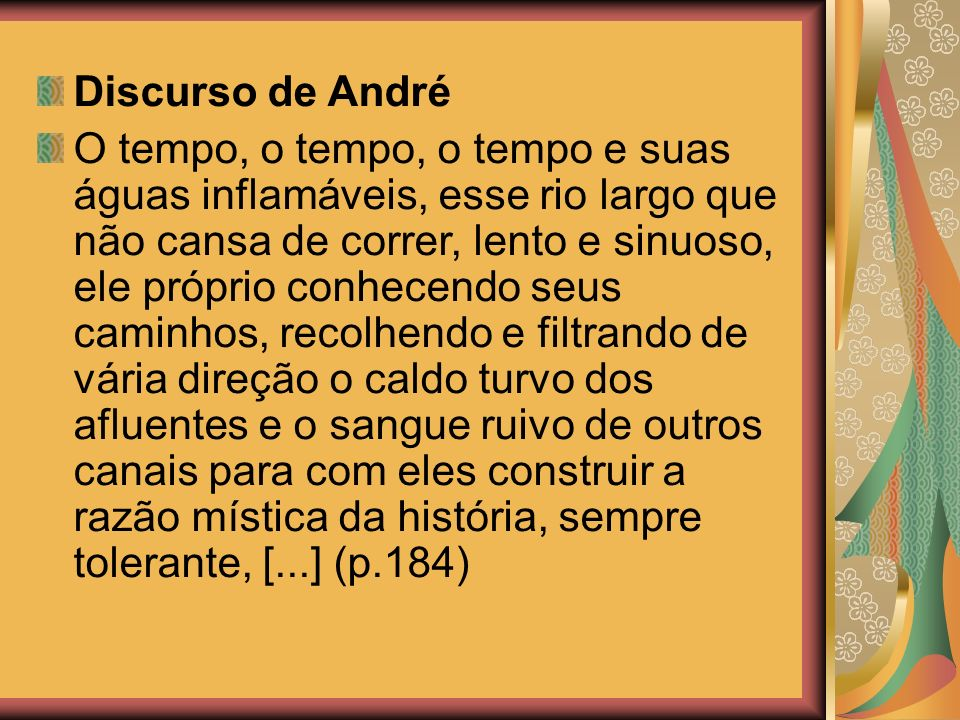 20/02/2008 Discurso de André.