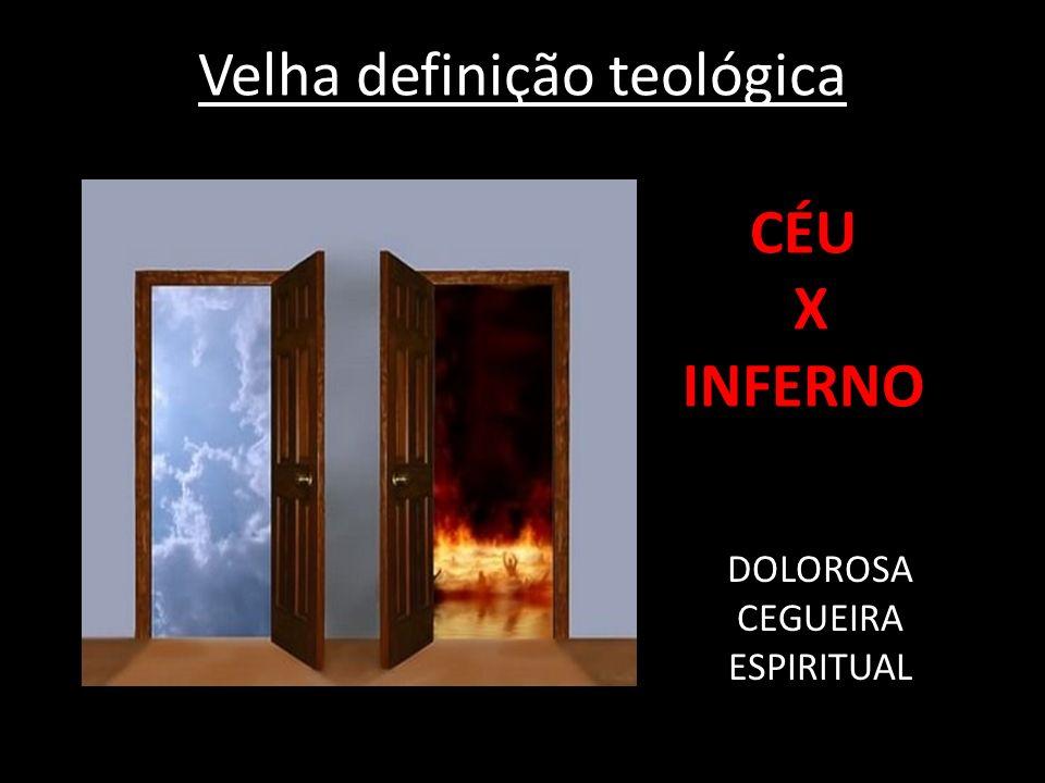 Velha definição teológica