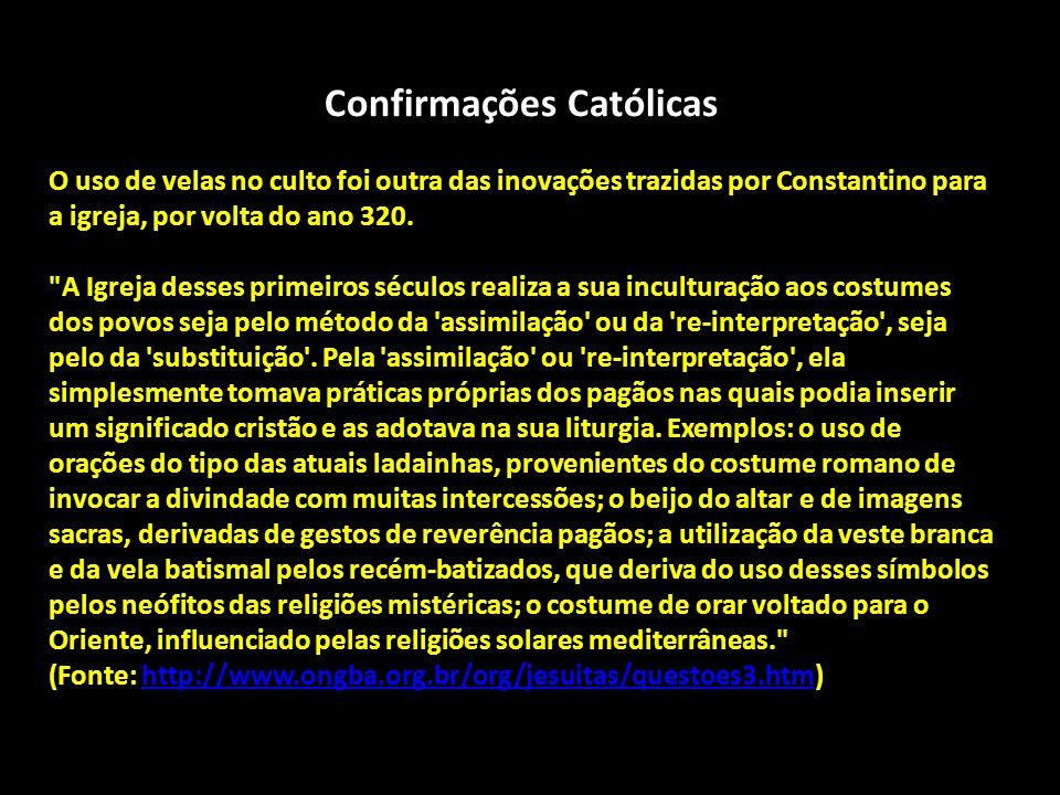 Confirmações Católicas