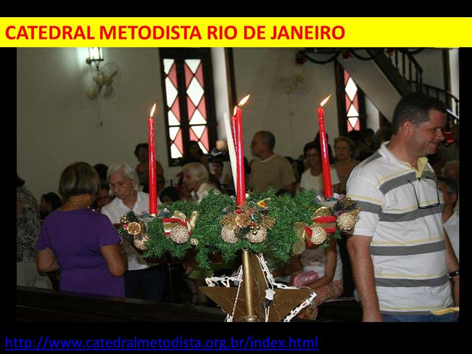 CATEDRAL METODISTA RIO DE JANEIRO