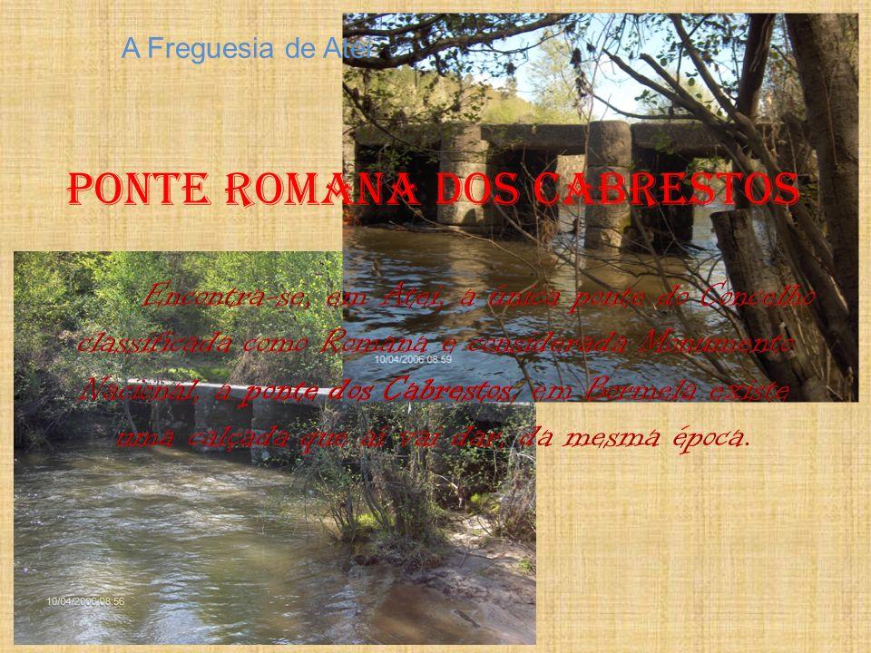 Ponte Romana dos cabrestos