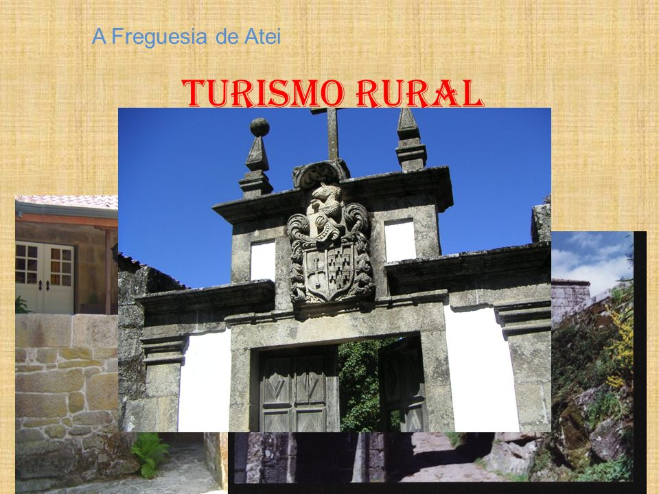 A Freguesia de Atei Turismo Rural