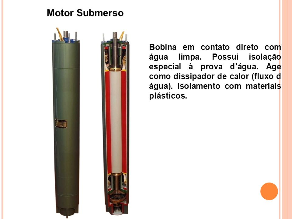 Motor Submerso