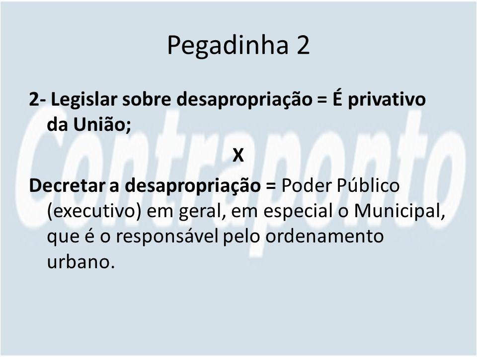 Pegadinha 2