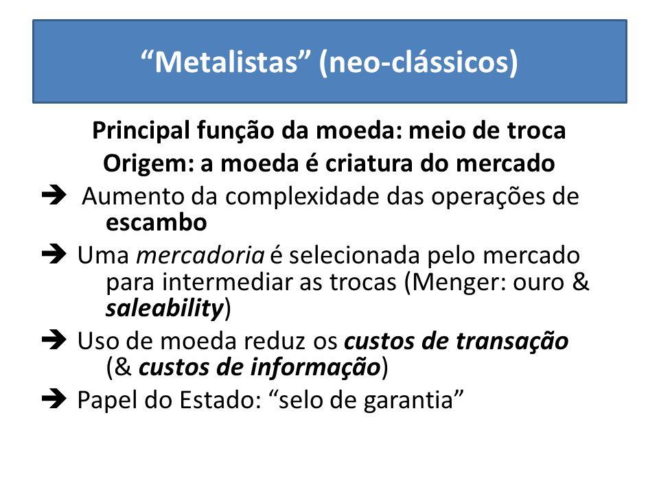 Metalistas (neo-clássicos)