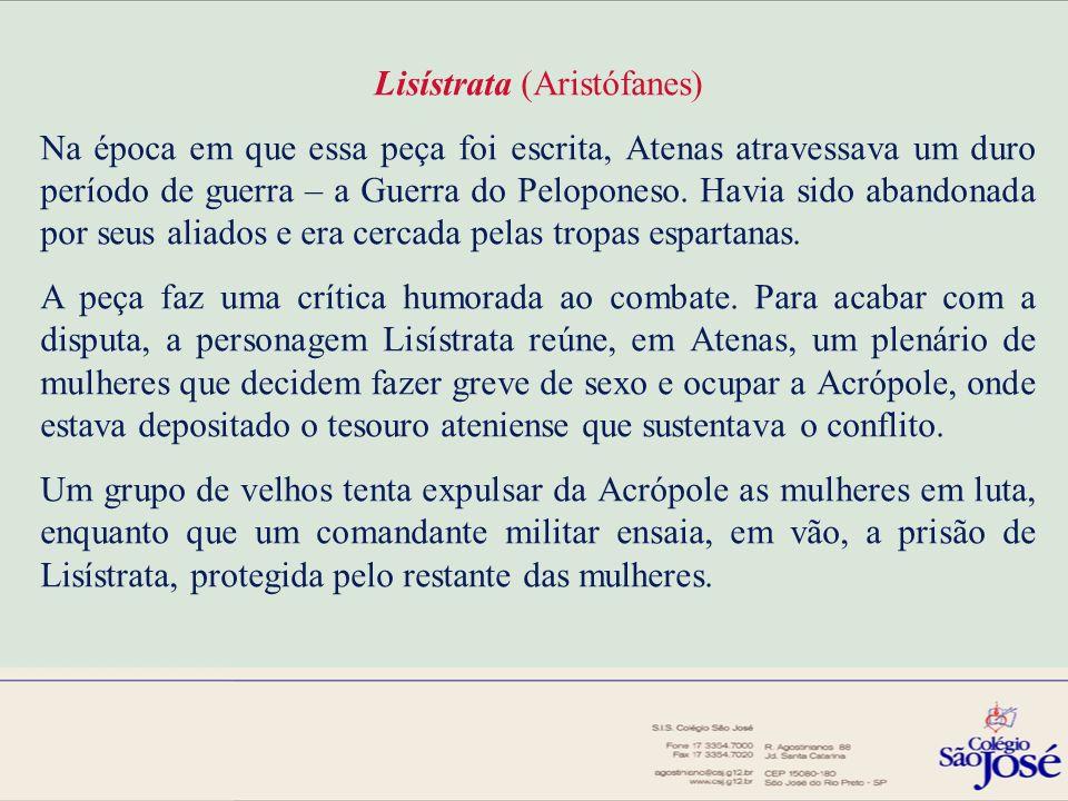 Lisístrata (Aristófanes)