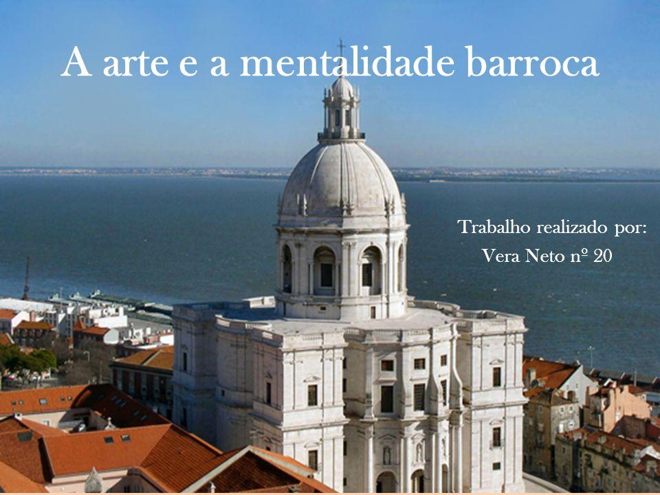 A arte e a mentalidade barroca