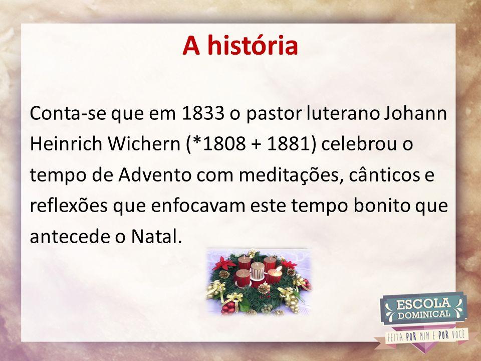 A história
