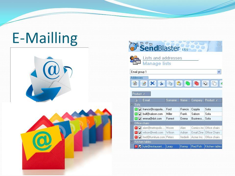 E-Mailling