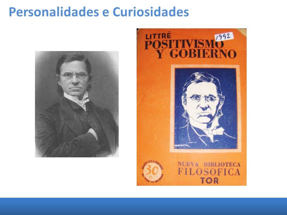 Personalidades e Curiosidades