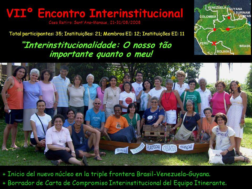 Interinstitucionalidade: O nosso tão importante quanto o meu!