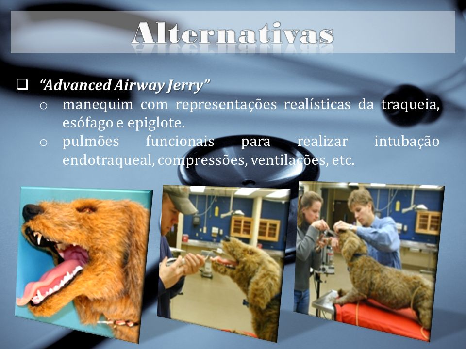 Alternativas Advanced Airway Jerry