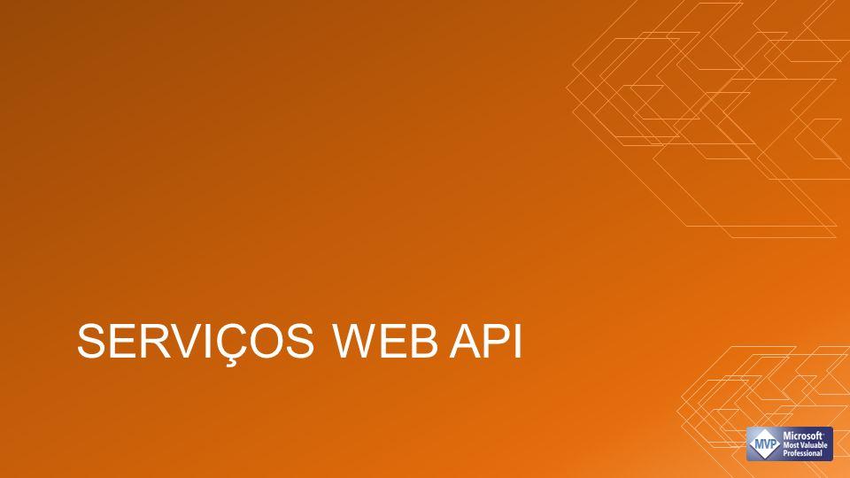 Serviços Web API