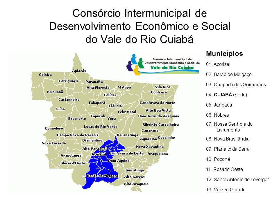 Consórcio Intermunicipal de Desenvolvimento Econômico e Social do Vale do Rio Cuiabá