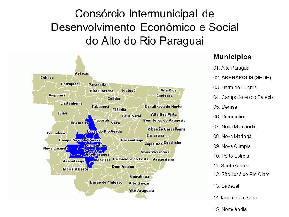 Consórcio Intermunicipal de Desenvolvimento Econômico e Social do Alto do Rio Paraguai
