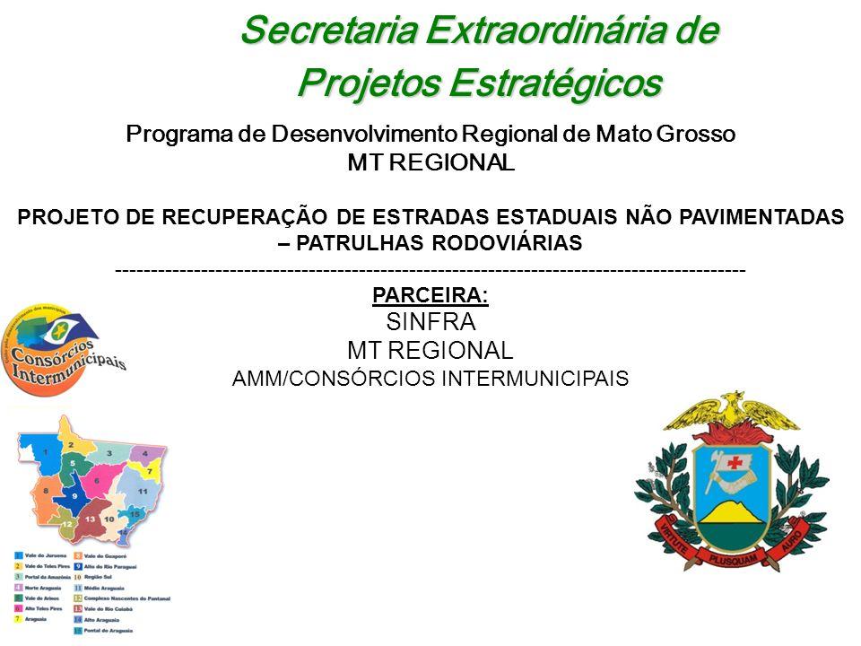 Secretaria Extraordinária de Projetos Estratégicos