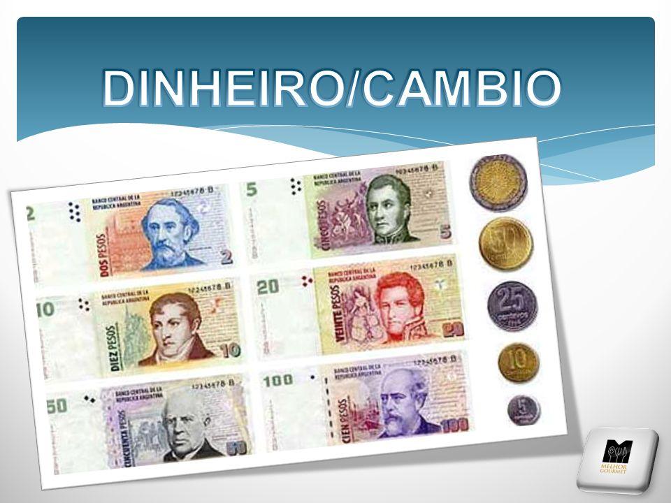 DINHEIRO/CAMBIO