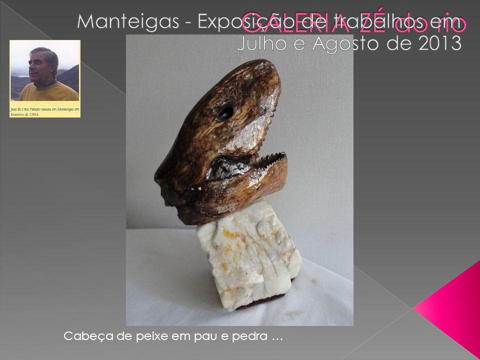 Manteigas - Exposição de trabalhos em Julho e Agosto de 2013