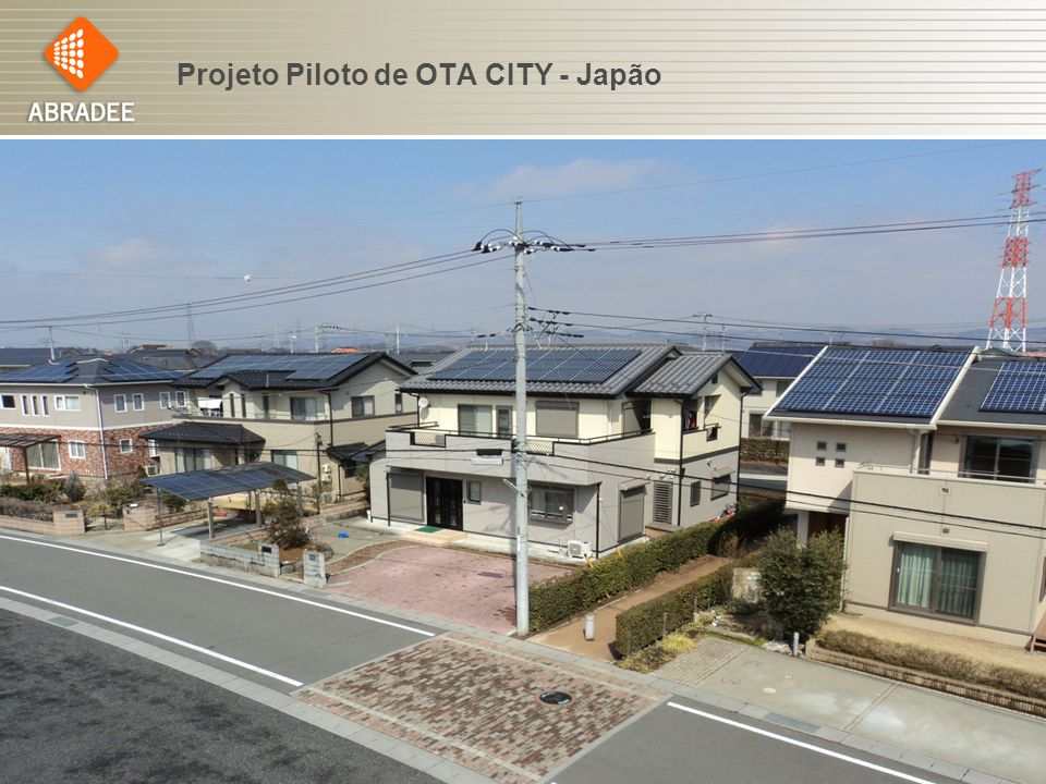Projeto Piloto de OTA CITY - Japão