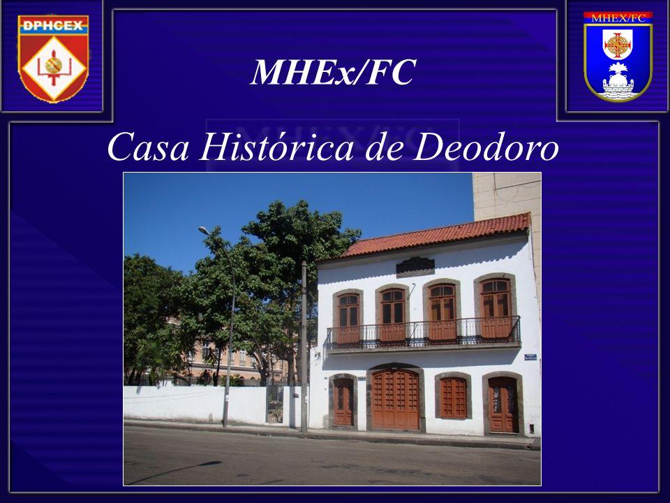 Casa Histórica de Deodoro